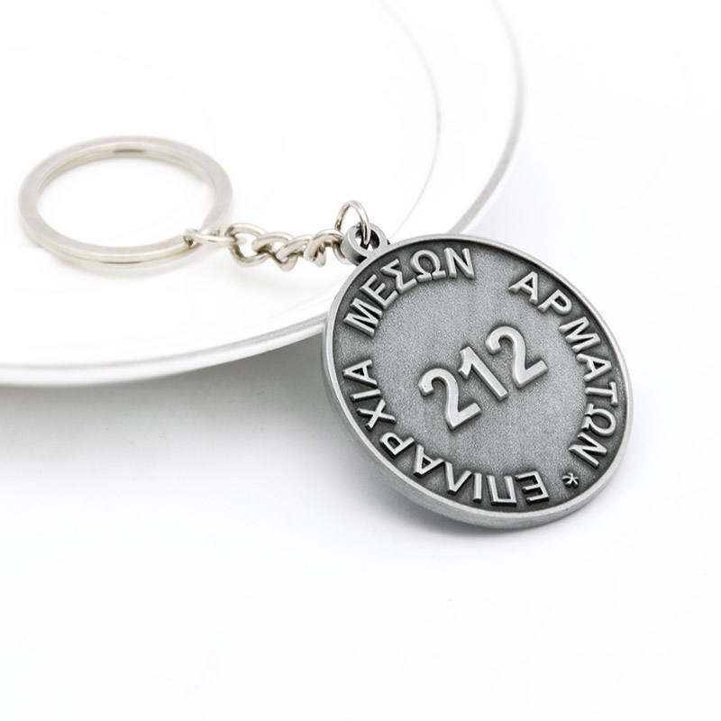 Longzhiyu 13 years manufacturer custom graduation gift class of 212 personalized keychain engraved key chain for gift