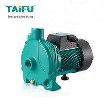 Hot selling Taifu brand high quality small 0.5hp 1hp surface electric dewatering water centrifugal pump