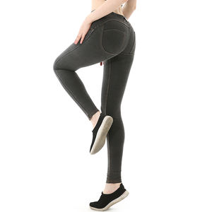 Sexy Womens Skinny Lift Butt jeans Low Waist denim jeans Casual Gym Pants