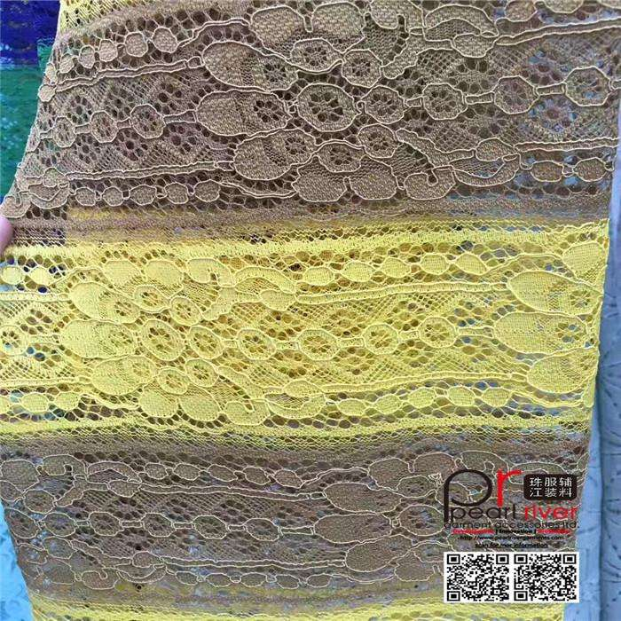 chantilly in dubai cotton crochet lace fabric