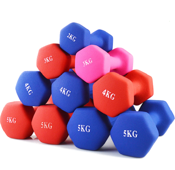Atacado Do Edifício Do Corpo de Fitness <span class=keywords><strong>Dumbbell</strong></span> da Borracha do Hex