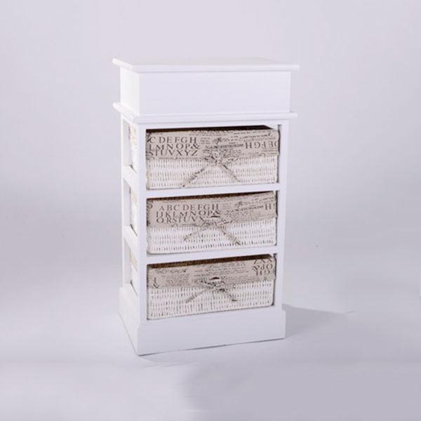 Venta caliente del Gabinete de muebles de dormitorio antiguo, 801070