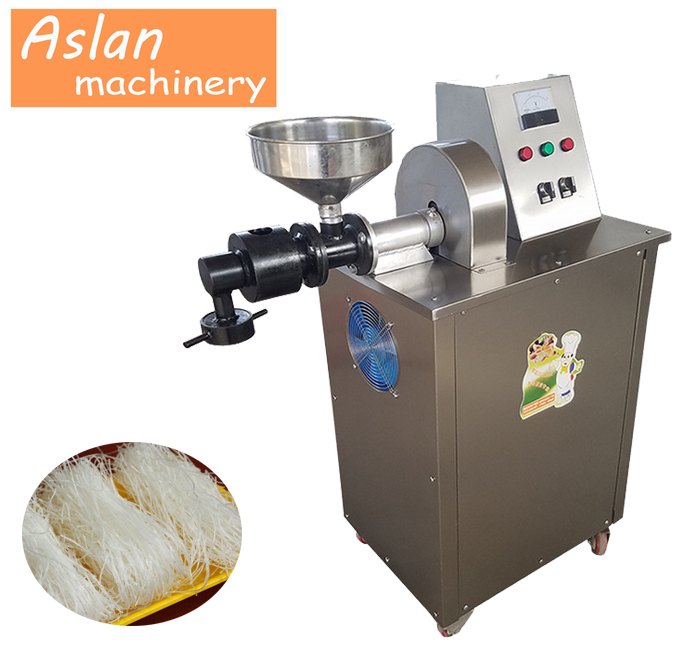 automatic rice noodle making machine/0.8mm rice vermicelli making machine/corn vermicelli making machine