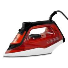 Full Function Steam Iron 2000W Self Clean Anti Drip Anti Calc Burst Steam Ceramic Soleplate Amazon hot sale