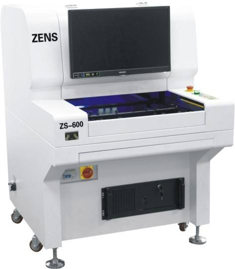 Inspeksi Papan Sirkuit Mesin Aoi Zens-600 Offline Automatic Optical Inspection System
