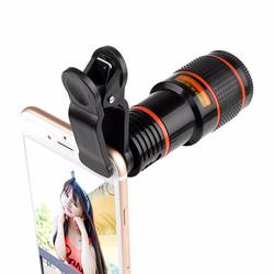 Mobile phone lens camera HD 12x Camera Zoom optical Telescope telephoto mobile phone camera lens