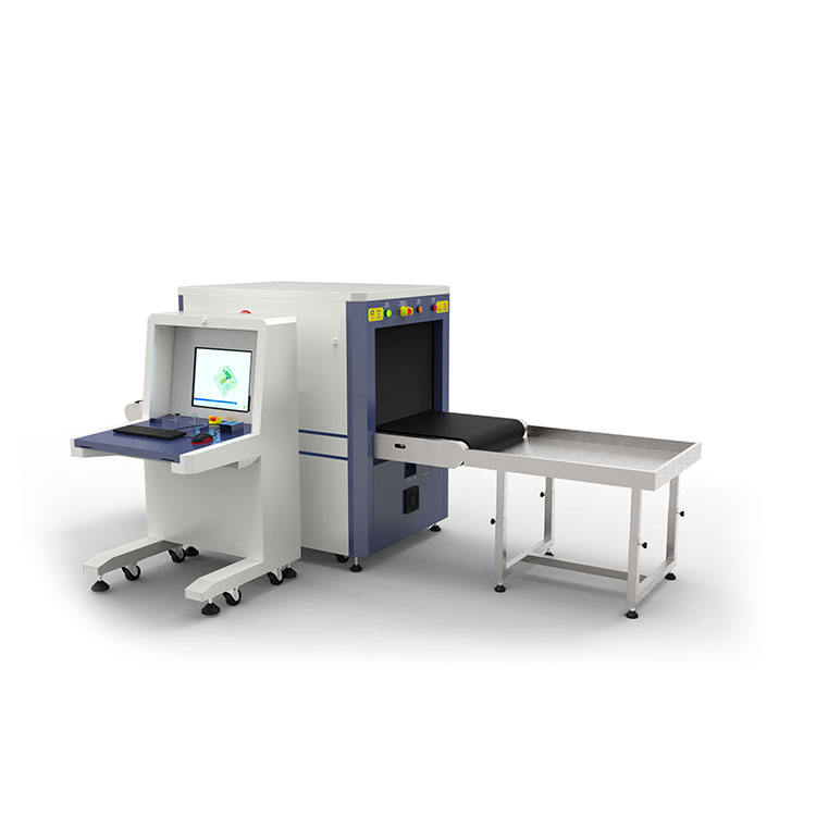 China factory airport security cargo baggage x ray scanner machine