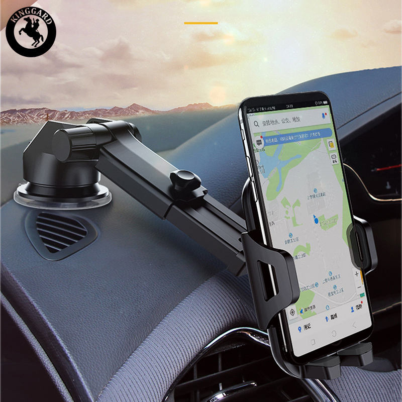 shenzhen factory flexible car cup holder phone mount