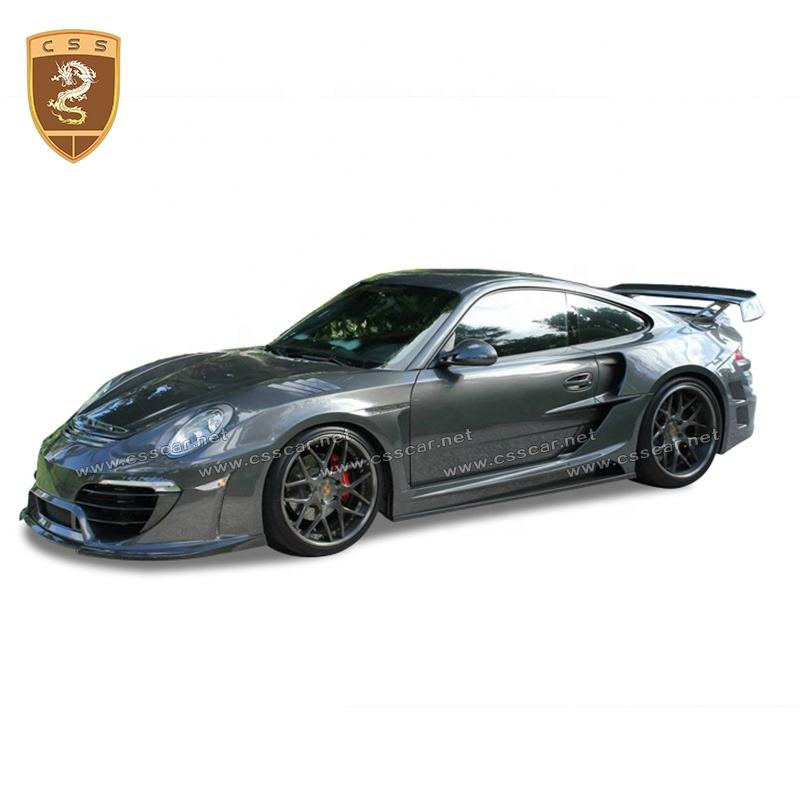 2014-2016 Newest Ani-bal Style Fiber Glass Front Bumper Chin Body Kit For Porsche 911 991