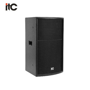 ITC pro audio speaker box for sound system