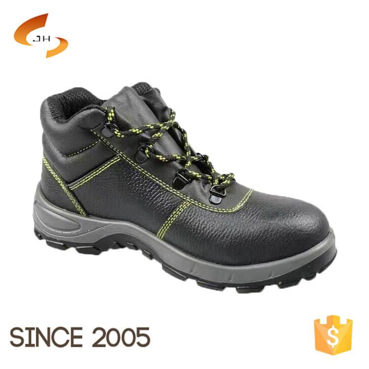 Precio bajo resistente a los ácidos de aceite Zapatos De Seguridad Ejecutiva