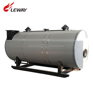 0.35MW-7MW Diesel Oil Fired Hot Water Boiler for Heating