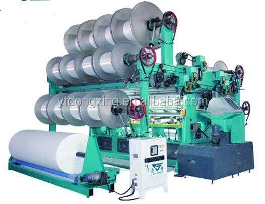 Automatic machine for making air mesh