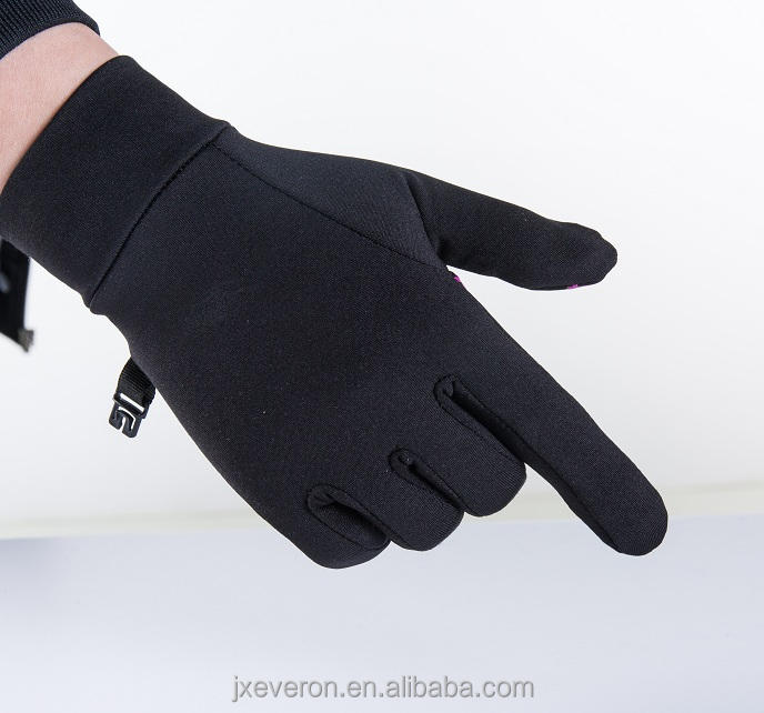 Mens/Womens thin comfortable windblock touch screen sports gloves