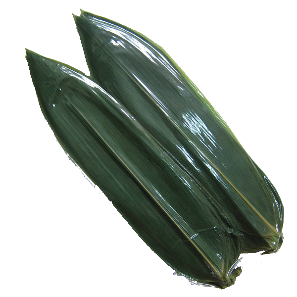 Vacuum Packing Salted Bamboo Leaves