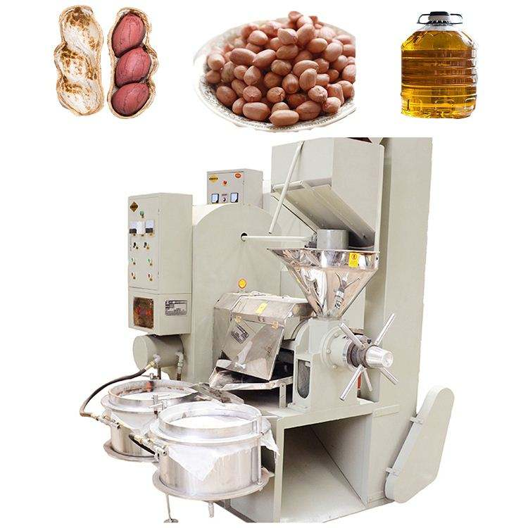 commercial bean/ peanut oil pressing machine manufacture