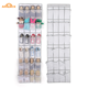 New Design Door Hanging Storage bags household Foldable Shoes Organizer Oxford Shoe Bags