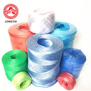 Durable Plastic Polypropylene Twine 2mm Agriculture Packing Rope