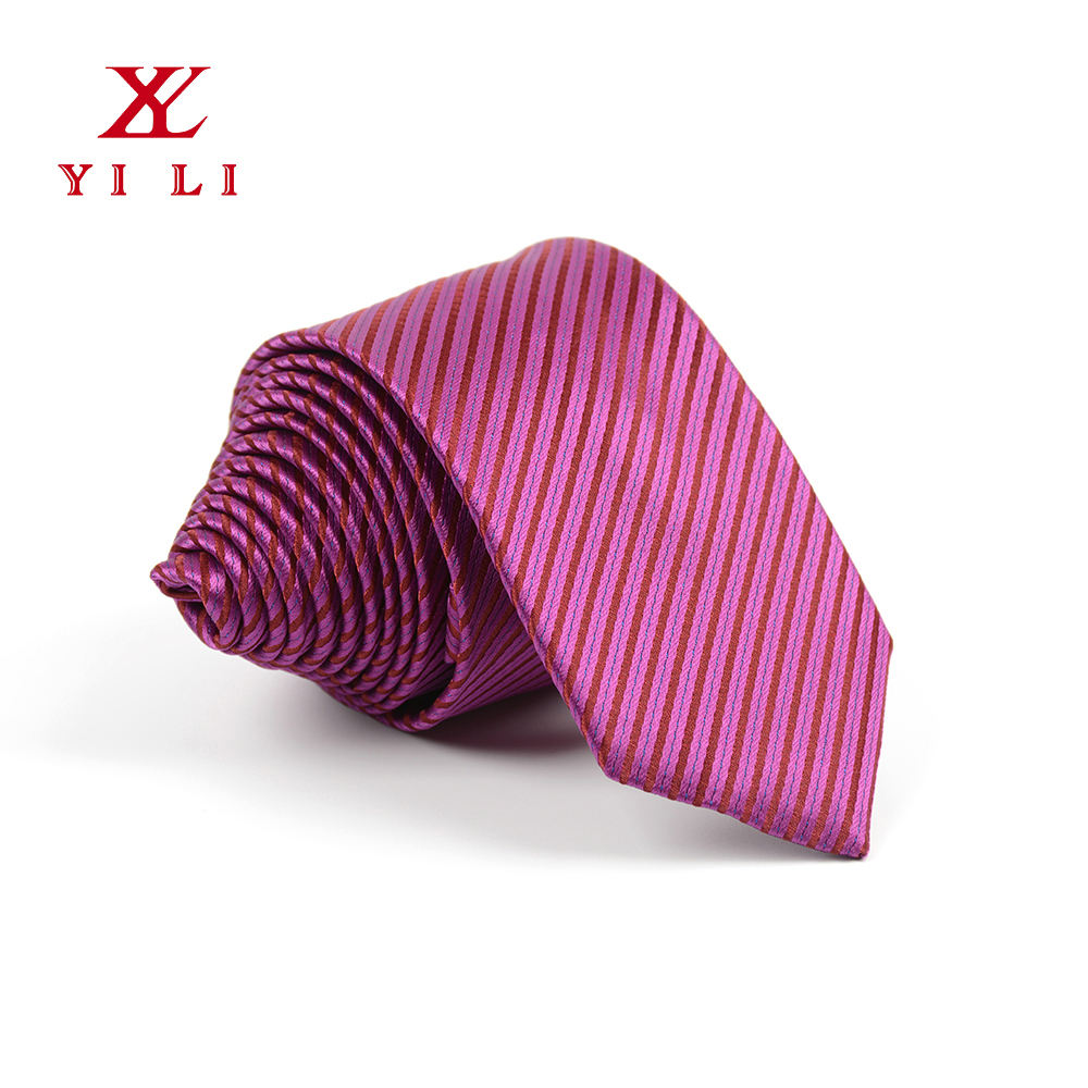China factory cheap eco-friendly polyester customized necktie