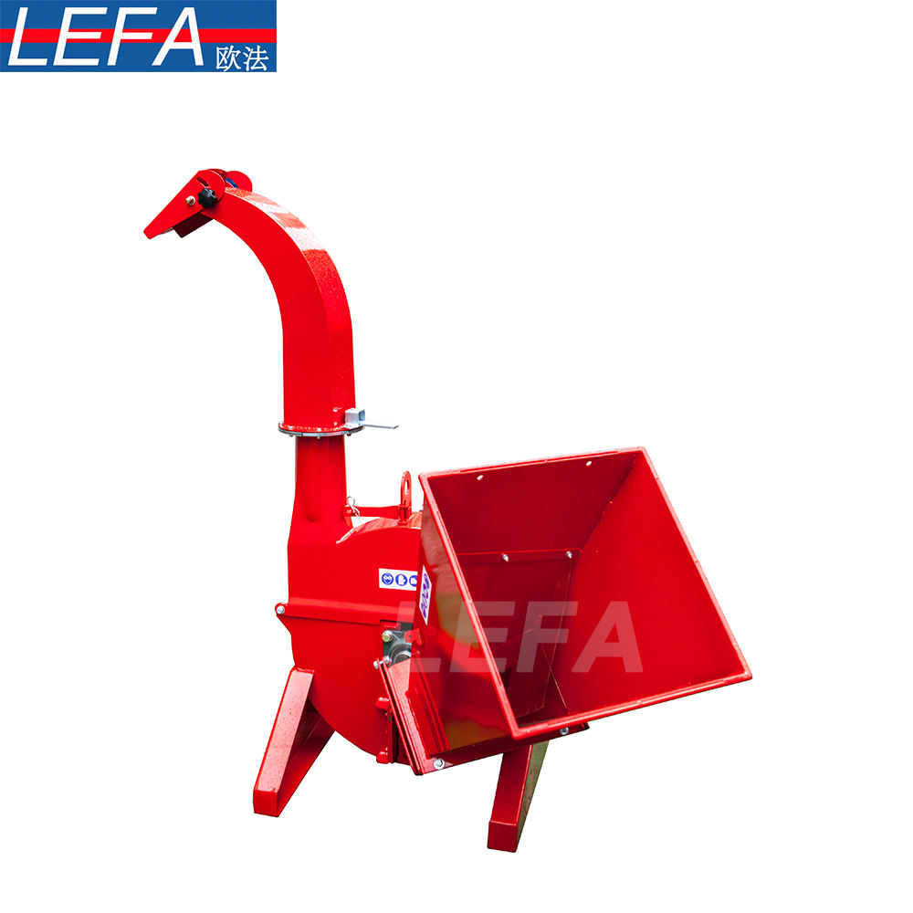 Tractor mini pto wood chipper shredder mulcher for sale