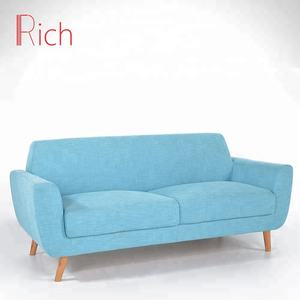 Modern Design Fabric Sofa Nordic Style fabric Couch Design loveseat Sofa for home furniture