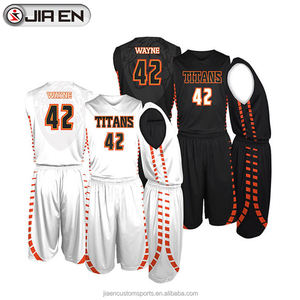 Cheap reversible basketball jersey logo design sublimated basketball jerseys custom