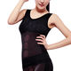 S-SHAPER Woman Hot Weight Loss Body Slim Vest,Black Far Infrared Tank Tops