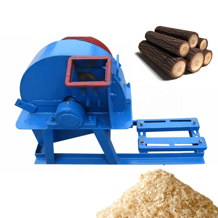 High capacity wood powder saw dust machine