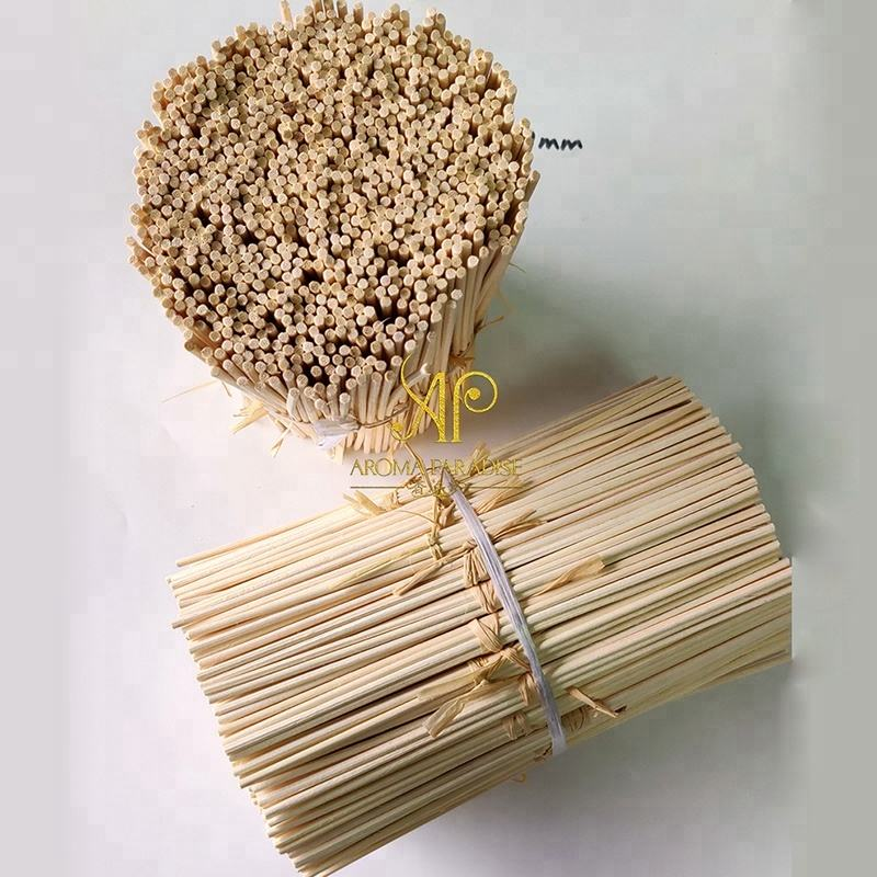 sgs custom size natural reed diffuser rattan sticks