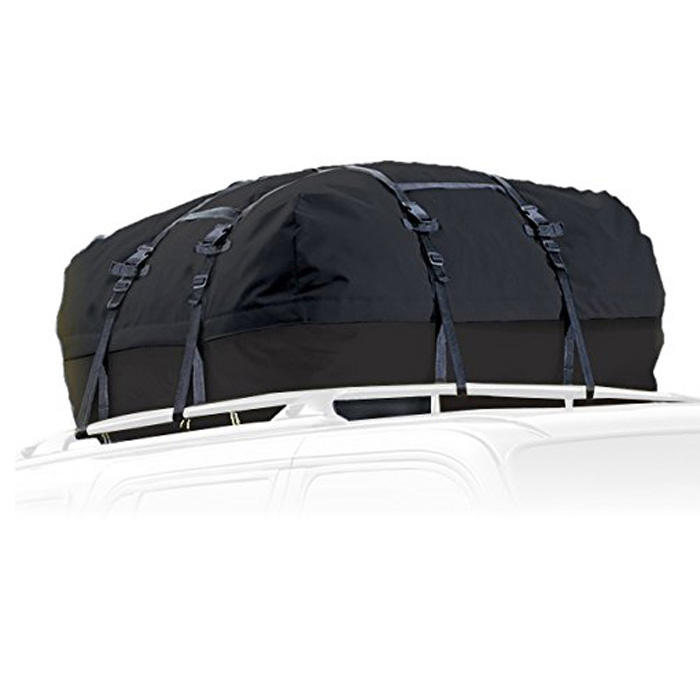 Auto Suv Roof Top Cargo Carrier Rack Soft-Sided Impermeabile Borsa di Viaggio Dei Bagagli