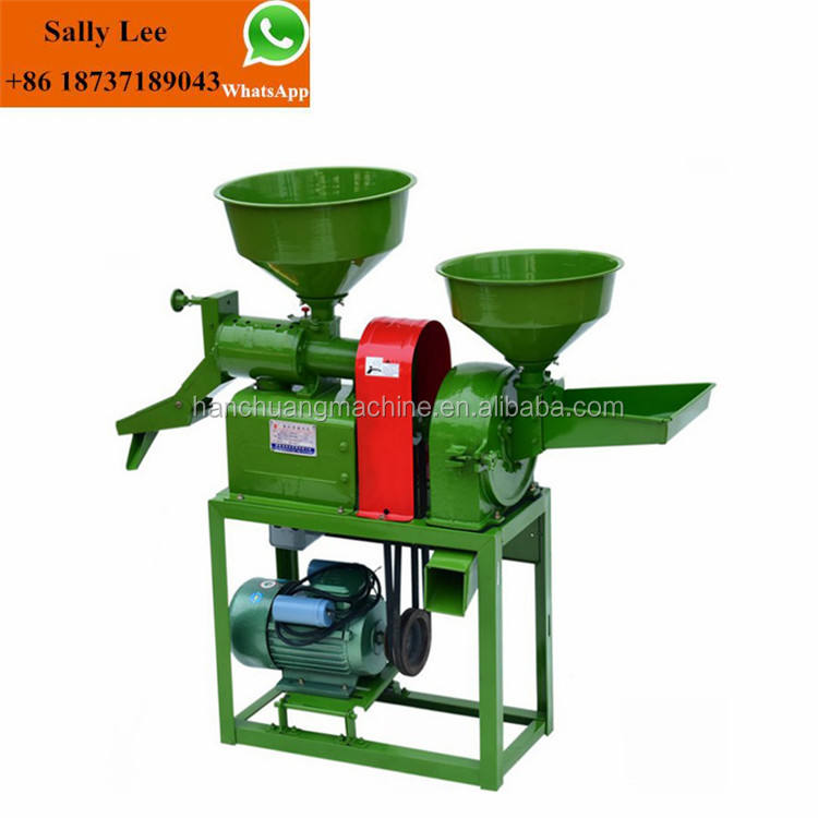 Professional hot sale mini fully automatic used rice mill machine / rice shell removing machine