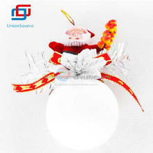 White Christmas Snow Ball For Christmas Decoration