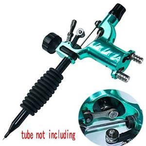 Tattoo Machine Dragonfly Rotary Tattoo Machine Shader & Liner 7 Colors Assorted Tatoo Motor Gun Kits Supply For Artists