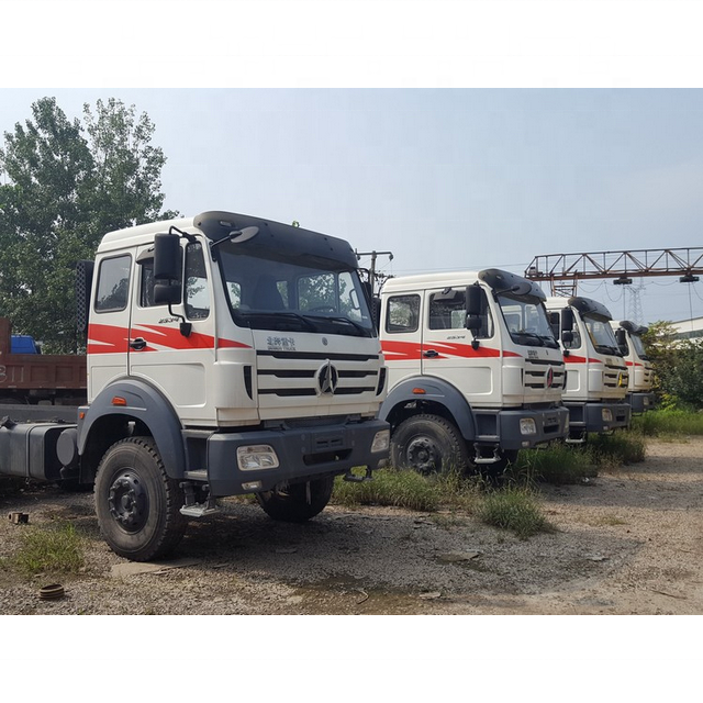Commercio all'ingrosso Utilizzato SINOTRUK HOWO FOTON DONGFENG FAW BEIBEN TRATTORE TESTA CAMION SHACMAN