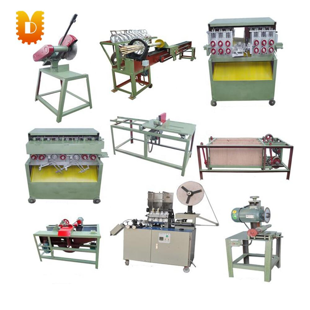 UDDN-Bamboo Chopsticks Making Machine Automatic Bamboo Chopsticks Maker Line