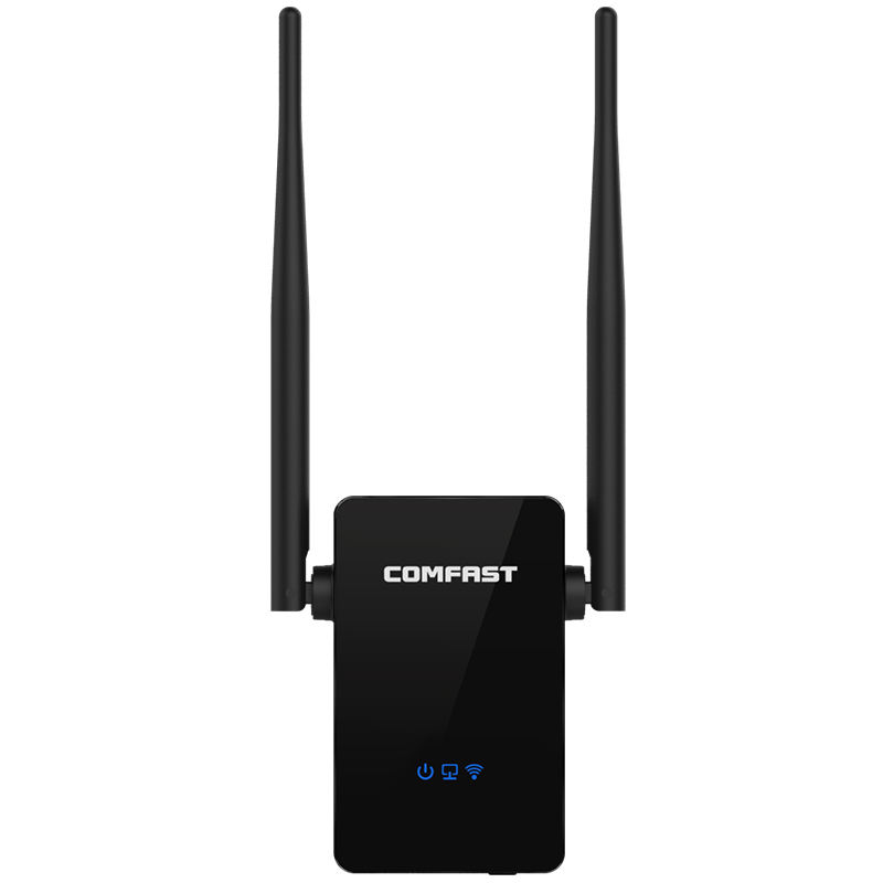 COMFAST CF-WR302S Wi-Range Extender N300, Wi-헬멧에서 범위의 Up to 300 Mbps 와 External 안테나 대 한 Boosted Wi-