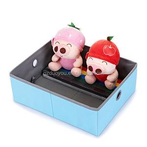 Niños cesta plegable de almacenamiento organizadores para juguetes, ropa, libros de niños, regalos o lavandería