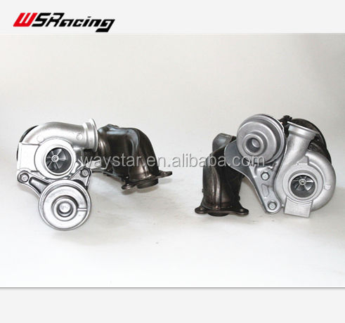 High Performance turbo OEM 49131-07015 TD03L twin turbolader fit für BMW N54 135 335i