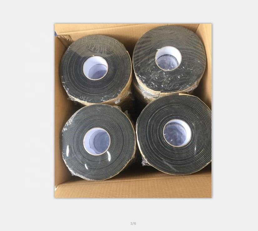 Sound Absorption Rubber Insulation Foam Tape