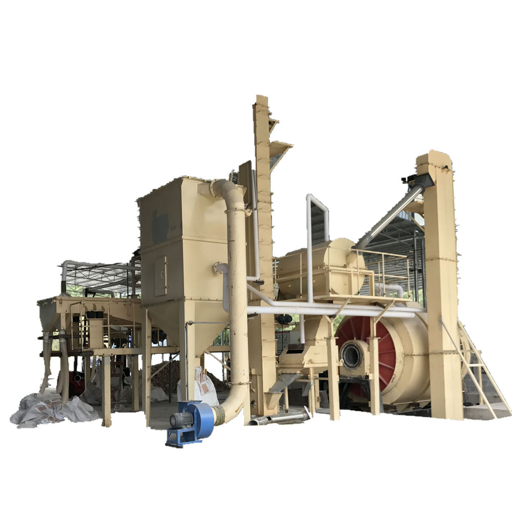 GZS horizontal silica sand making machine for glass production sale