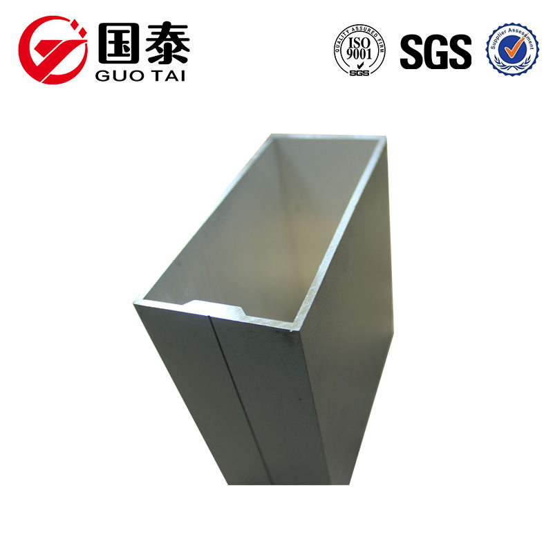 China aluminium profile extrusion to make doors and windows