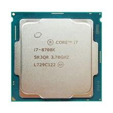 brand new Intel Core 8 series CPU Processor I7 8700K processor CPU LGA 1151