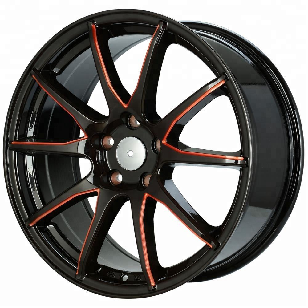 high quality aluminum alloy wheel germany