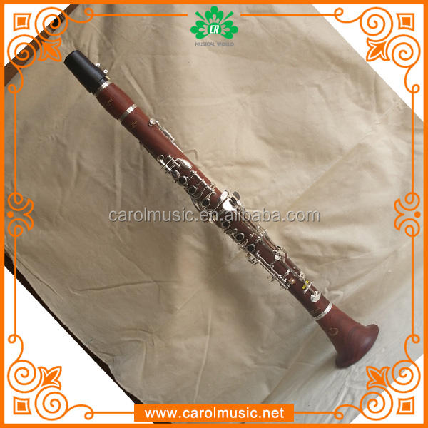 Dụng <span class=keywords><strong>cụ</strong></span> CL306 chìa khóa Rosewood <span class=keywords><strong>Clarinet</strong></span> G