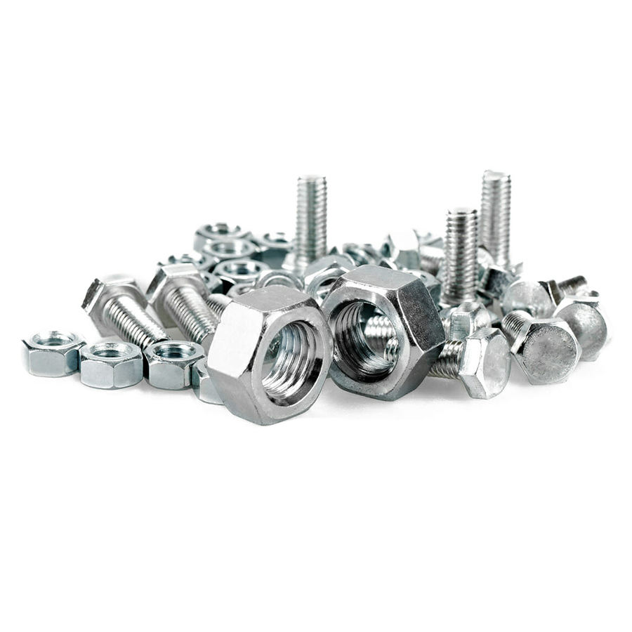 custom stainless steel nuts bolts,zinc plating steel fasteners