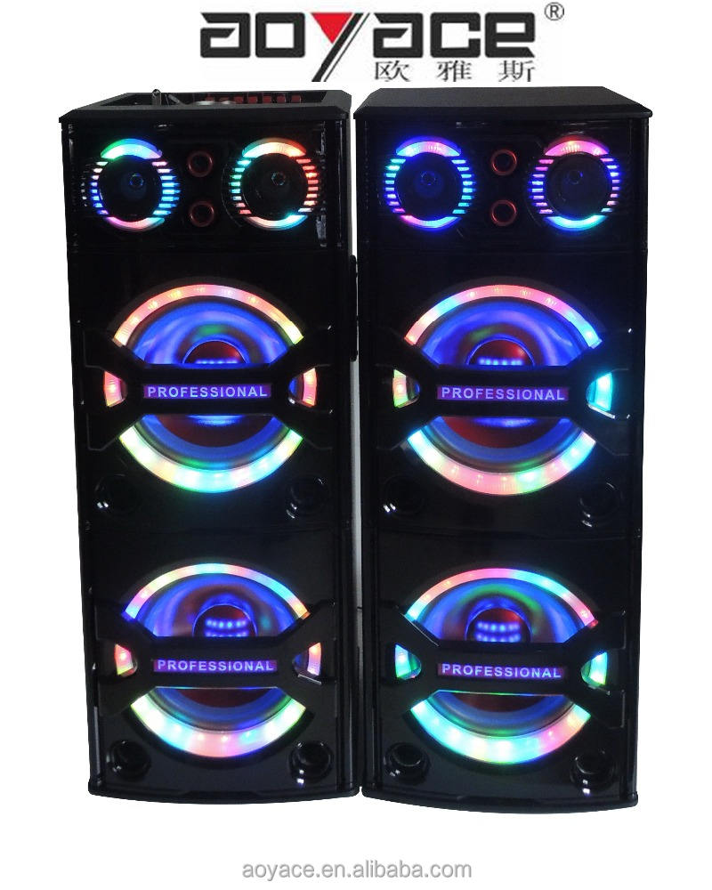 ST-1542 Big Power 10 inch Woofer Podium Audio Speaker Met 5 Band Equalizer