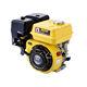 High Quality 4 Stroke 5.5HP 6.5HP Petrol Engine/ Air Cooled 168F Gasoline Engine