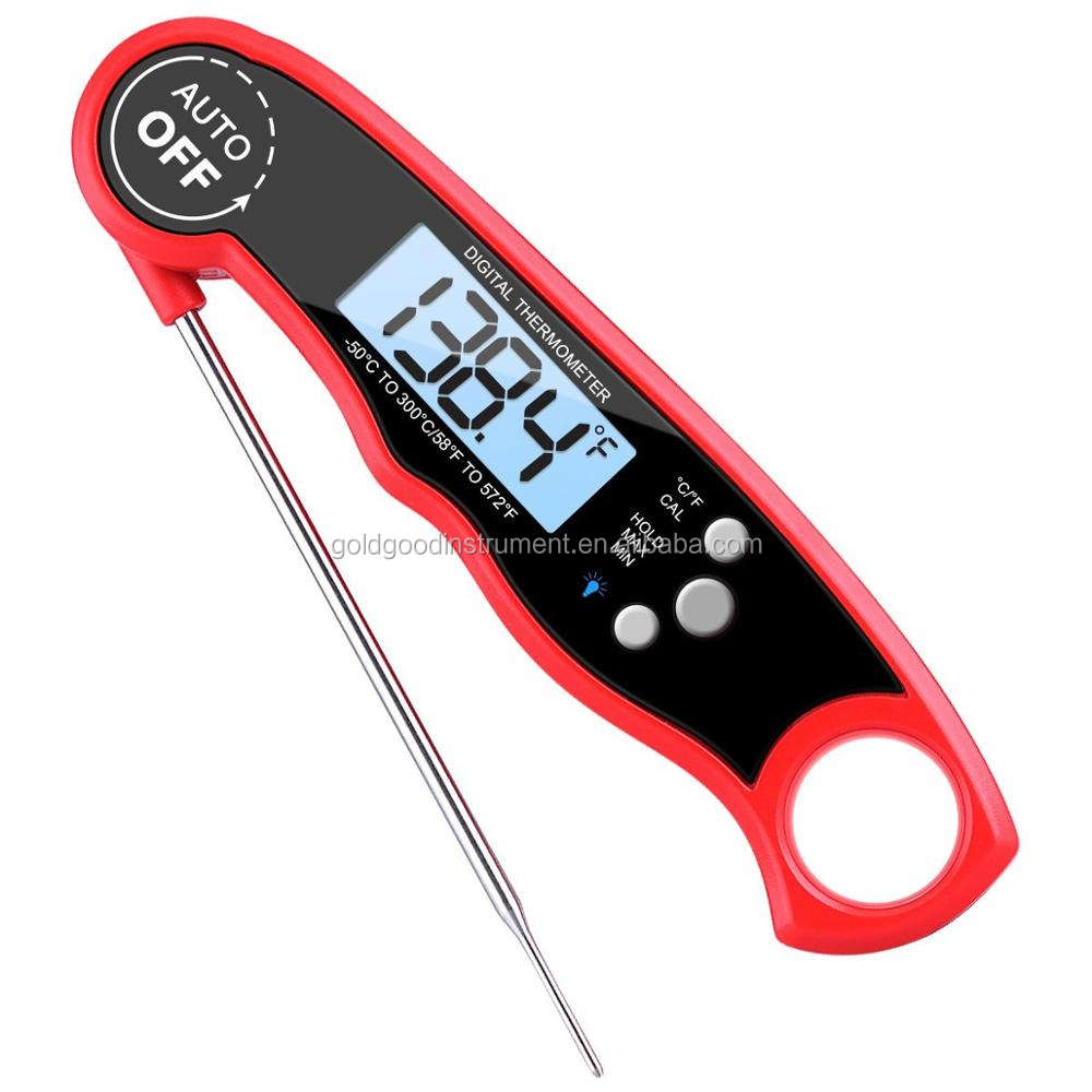 CE FDA Electronic food temperature fast digital grill Thermometer for gift