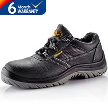 Safetoe Leather Work Shoes CE Approved Cheap Safety Shoes Construction  china safety shoes