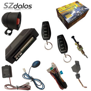 China Factory Hot Selling Big Promotion DLS-L3000 Octopus One Way Car Alarm and Security System